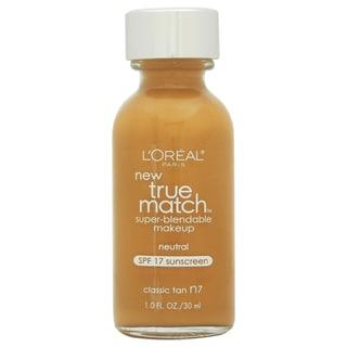 L'Oreal Paris True Match Super Blendable Classic Tan N7 Makeup