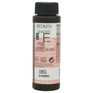 Redken Shades EQ Color Gloss 06G St. Tropez 2-ounce Hair Color