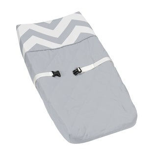 Sweet Jojo Designs Chevron Changing Pad Cover