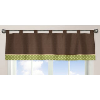 Sweet Jojo Designs Sea Turtle Window Valance