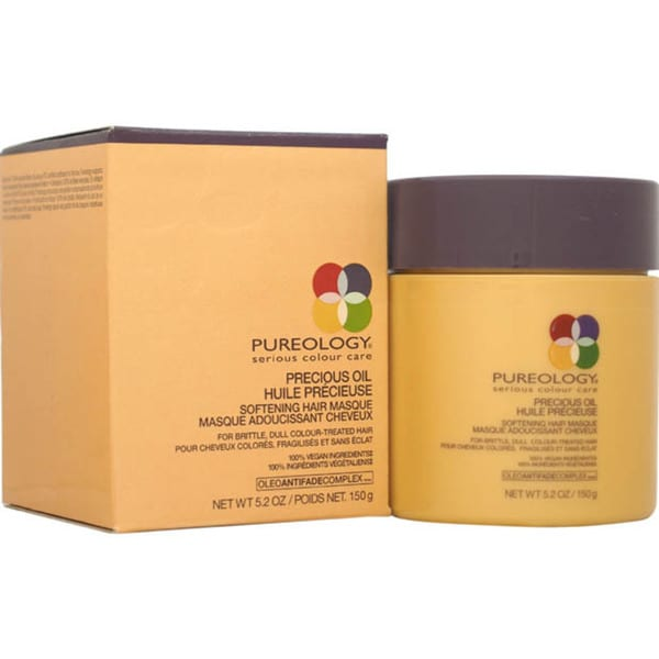 Pureology Precious Oil Softening 5.2-ounce Hair Masque