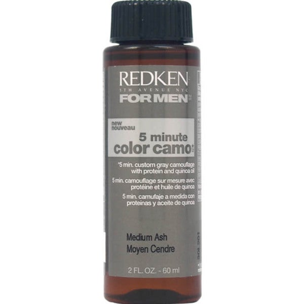 Redken Men's 5 Minute Color Camo Medium Ash