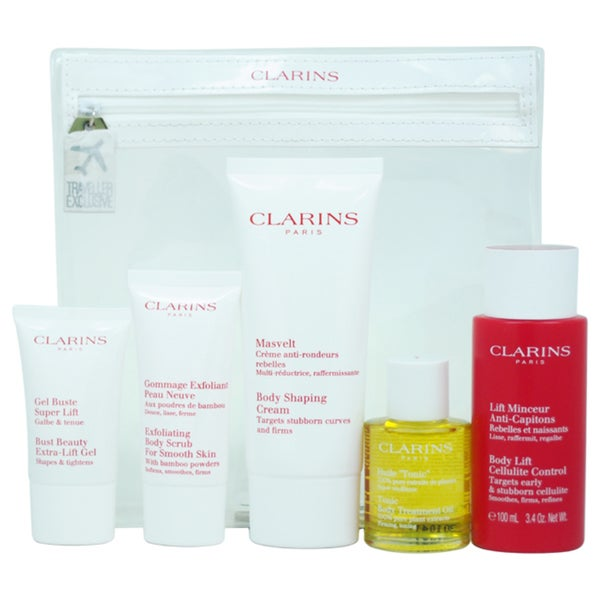 Clarins Perfect Body 5-piece Kit