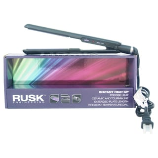 Rusk Heat Freak Ceramic and Tourmaline Professional Str8 1-inch Flat Iron