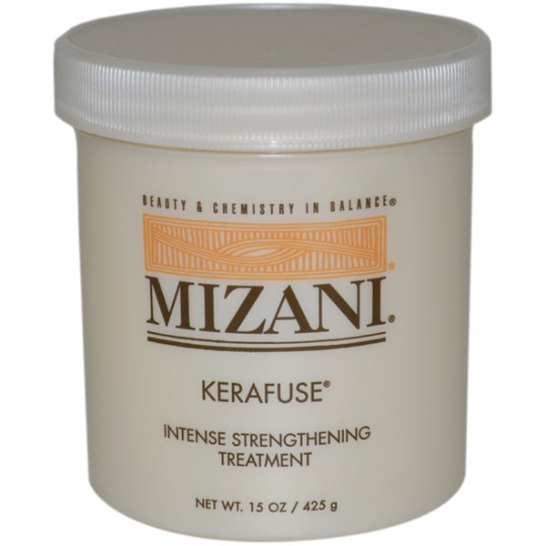 Mizani Kerafuse Intense 15-ounce Strengthening Treatment