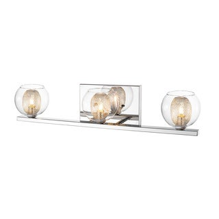 Z-Lite Agai 3-light Chrome Vanity
