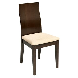 Sunpan Liberty Upholstered Dining Chair (Set of 2)