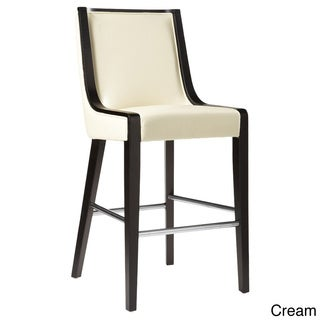 Sunpan Newport Bonded Leather Bar Stool