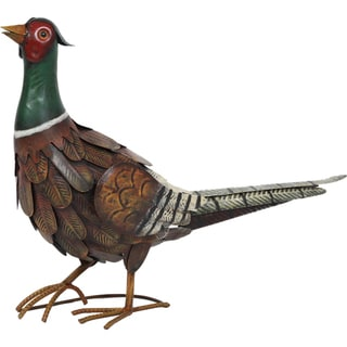 Regal Pheasant Garden Statue