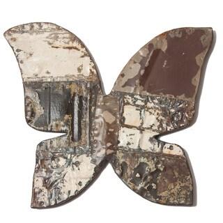 Ozark Folk Art Reclaimed Tin Butterfly