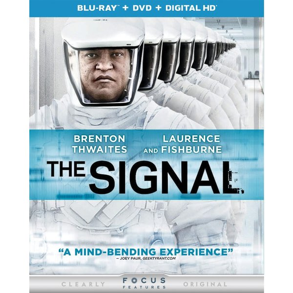 The Signal (Blu-ray/DVD) 13378741