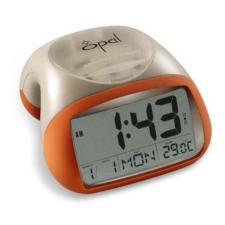 Opal Tabletop Digital Alarm Clock