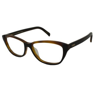 Fendi Women's F1002 Rectangular Optical Frames