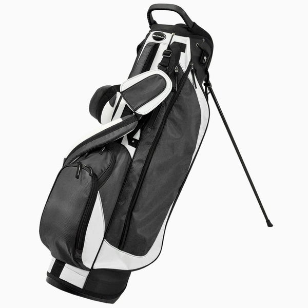 Orlimar OS 2.5+ Black/ White Golf Stand Bag
