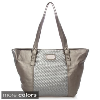 Nine West Weave It Alone Tote Bag