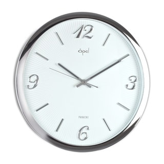 Opal Designer Clock with Raised Dial