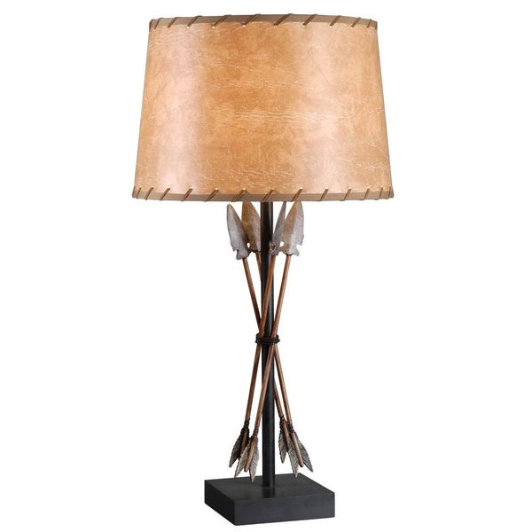 Boundit Arrow Table Lamp