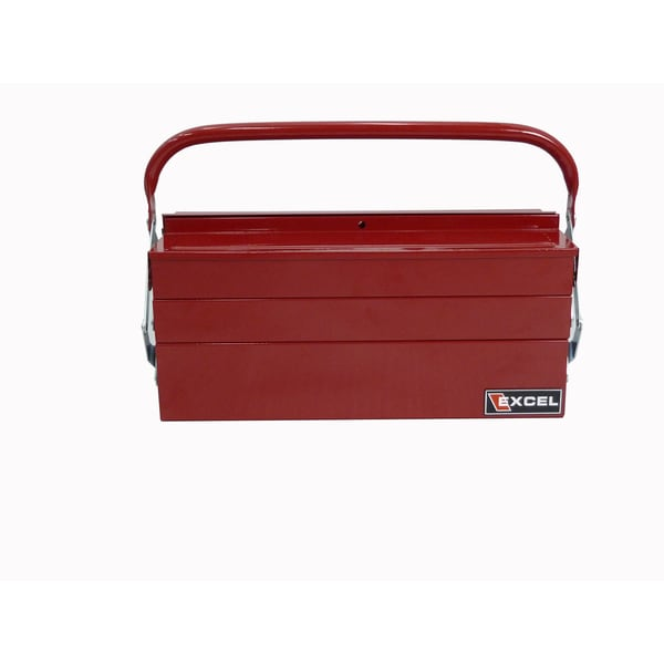 Excel 14-Inch Cantilever Steel Tool Box