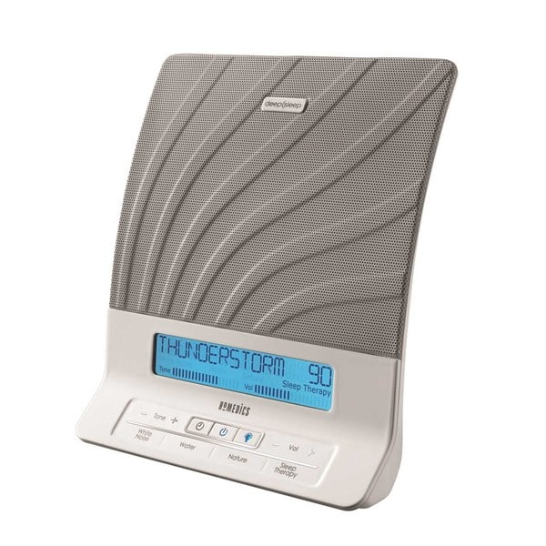Homedics Deep Sleep II Relaxation Sound and White Noise Machine 13379479