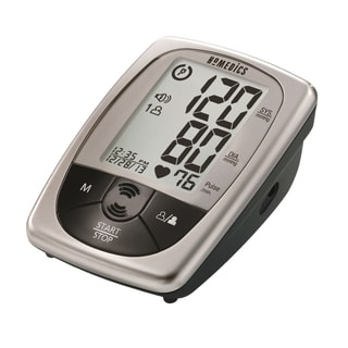 Homedics Smart Measure Automatic Arm Blood Pressure Monitor with Voice