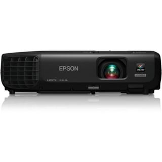 Epson PowerLite 1263W LCD Projector - 720p - HDTV - 16:10