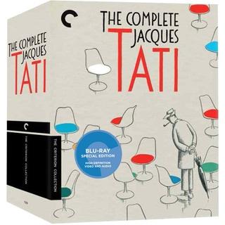 The Complete Jacques Tati Box Set (Blu-ray Disc)