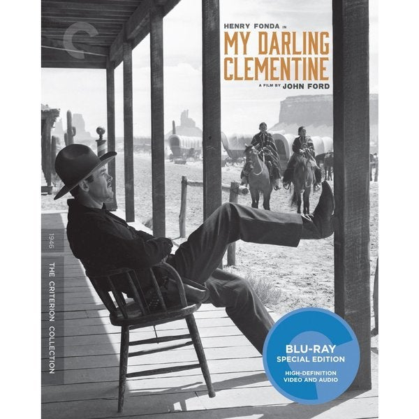 My Darling Clementine (Blu-ray Disc) 13381091