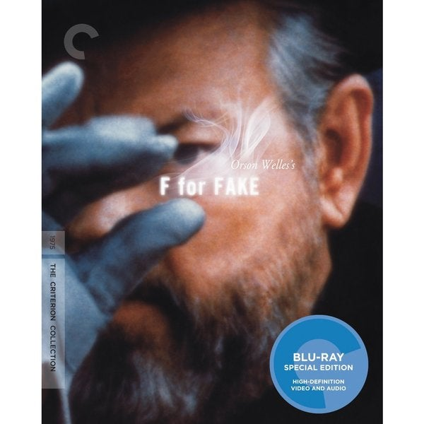 F For Fake (Blu-ray Disc) 13381094
