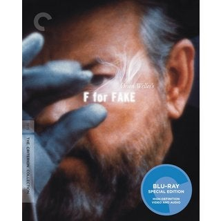 F For Fake (Blu-ray Disc)