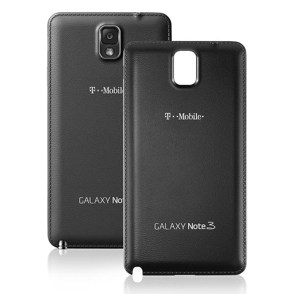 Samsung Galaxy Note III T-Mobile OEM Original Battery Door N9000TDR (A)