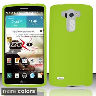 BasAcc Colorful Dust Proof Rubberized Coated Hard Case Cover for LG G3