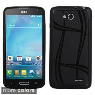 BasAcc Basketball Dirt Dust Proof TPU Rubber Candy Skin Case for LG L90