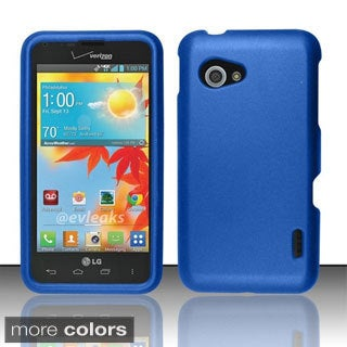 BasAcc Colorful Dust Proof Rubberized Coated Hard Case Cover for LG Enact VS890