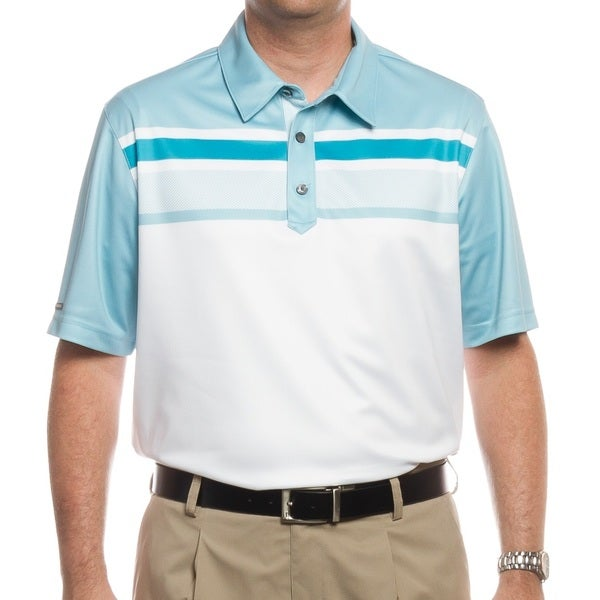 Ashworth Men's PGA Championship Collection Golf Polo Shirt