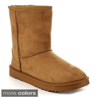 Via Pinky Women's 'Coco-22' Mid-calf Cold Weather Boots