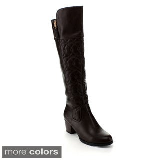 Via Pinky Women's 'Kaylin-08' Over-the-Knee Riding Boots