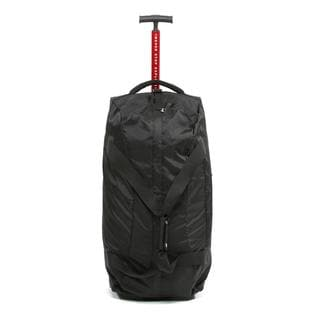 The North Face Black Wayfinder 30-inch Rolling Duffel Bag