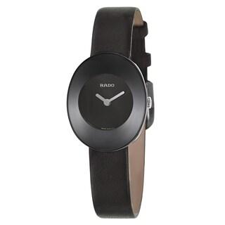 Rado Women's R53743155 'Esenza' Stainless Steel Swiss Quartz Watch