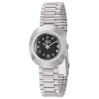 Rado Women's R12307153 'Original' Hardmetal Swiss Quartz Watch
