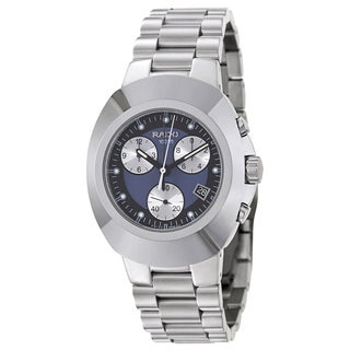 Rado Men's R12638173 'Original' Stainless Steel Chronograph Watch