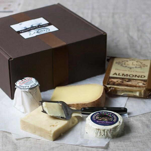 Artisan American Cheese Assortment
