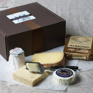 Artisan American Cheese Assortment