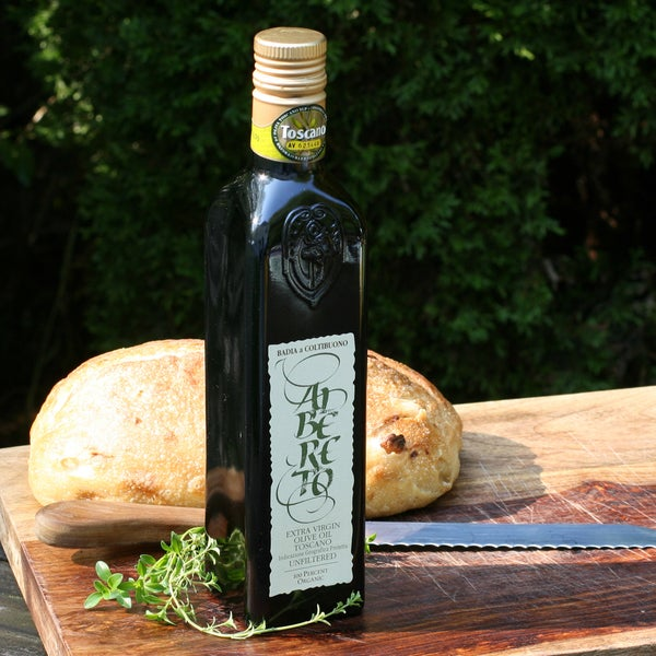 Albereto Unfiltered Organic Extra Virgin Olive Oil