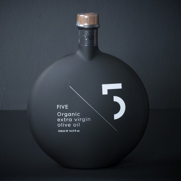 5 Organic Extra Virgin Olive Oil
