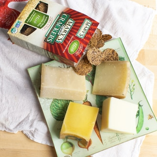 Organic Cheese Collection