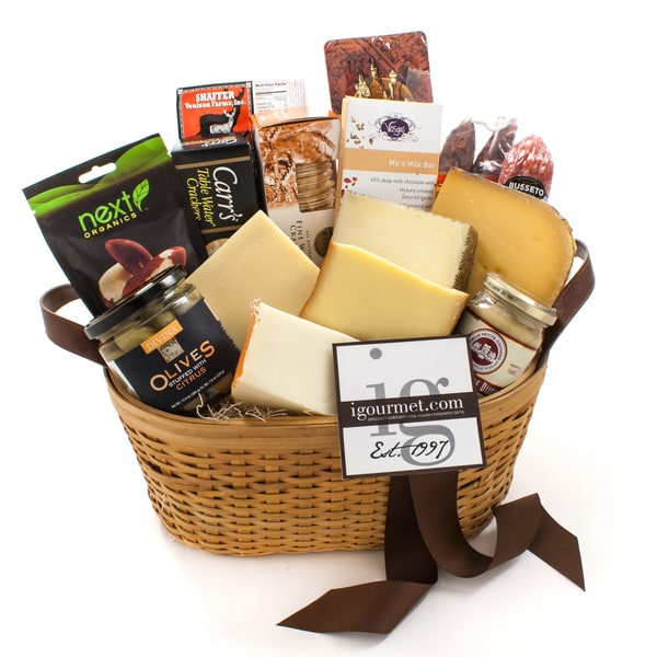 igourmet Everything for Him Premier Gift Basket
