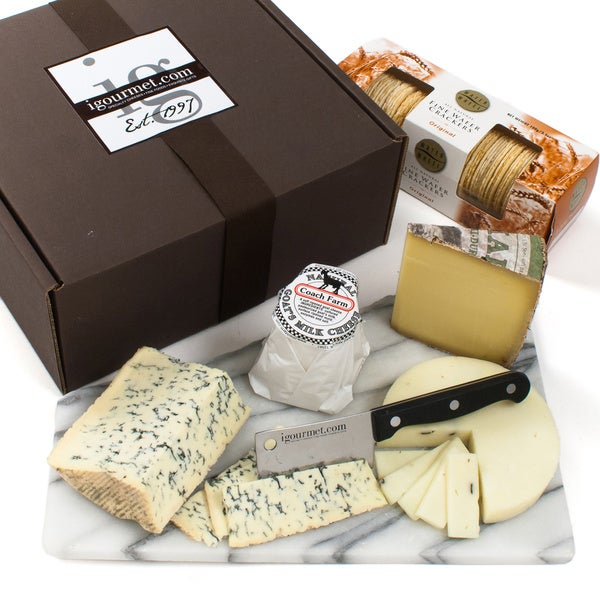 Platinum Collection of Cheeses in Gift Box