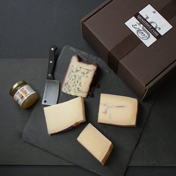 Italian Cheese Connoissuer Gift Box
