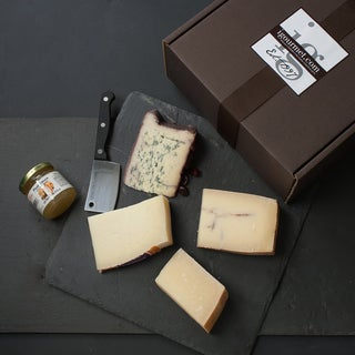 Italian Cheese Connoissuer Gift Box