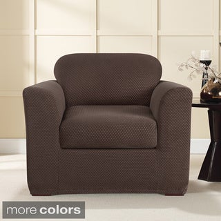 Sure Fit Stretch Brixton Chair Slipcover